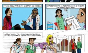 Derechos de los niños en un ensayo clínico